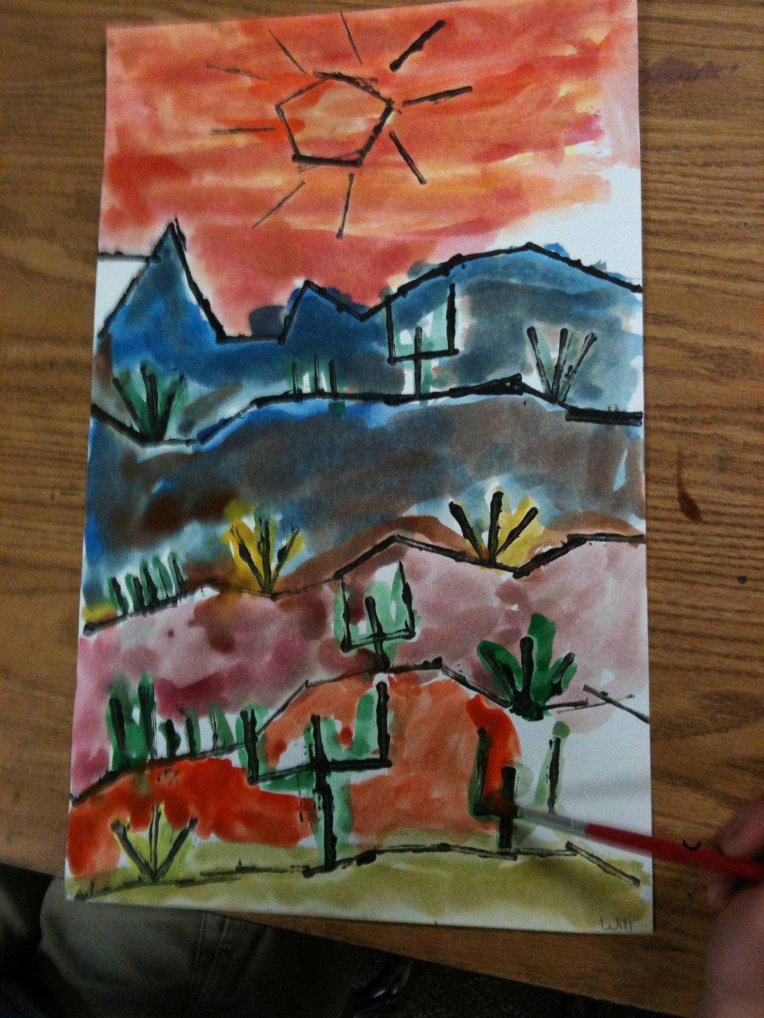Lesson Plan For Grade 6 Art 2nd Grade Archives K 6 Artk