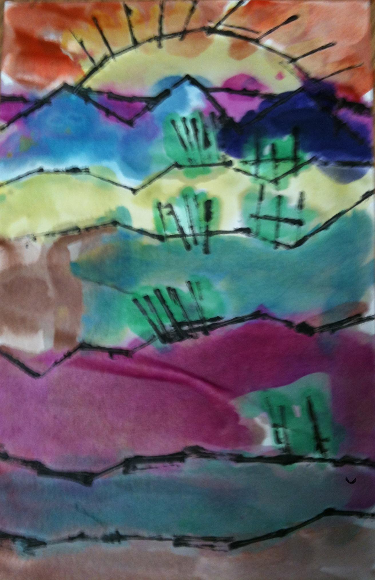 IMG_0456  Th Grade Art Landscape on 1st grade pumpkin art, 4th grade flowers, autumn landscape pumpkins art, 4th grade dance, 4th grade craft, volcano landscape art, 4th grade perspective landscapes, 4th grade impressionism, 4th grade home, 4th grade artwork, 4th grade sculpture, 4th grade portraits, 4th grade collage, home landscape art, 4th grade still life, 4th grade printmaking, 4th grade watercolor, 4th grade design, winter christmas tree art, 4th grade painting lessons,