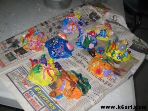 Clay In A Day Polymer Clay Projects For Art Camp K 6