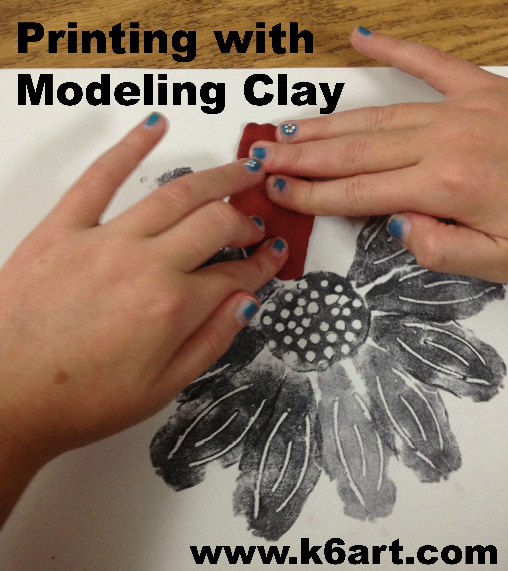 Printing with Modeling Clay