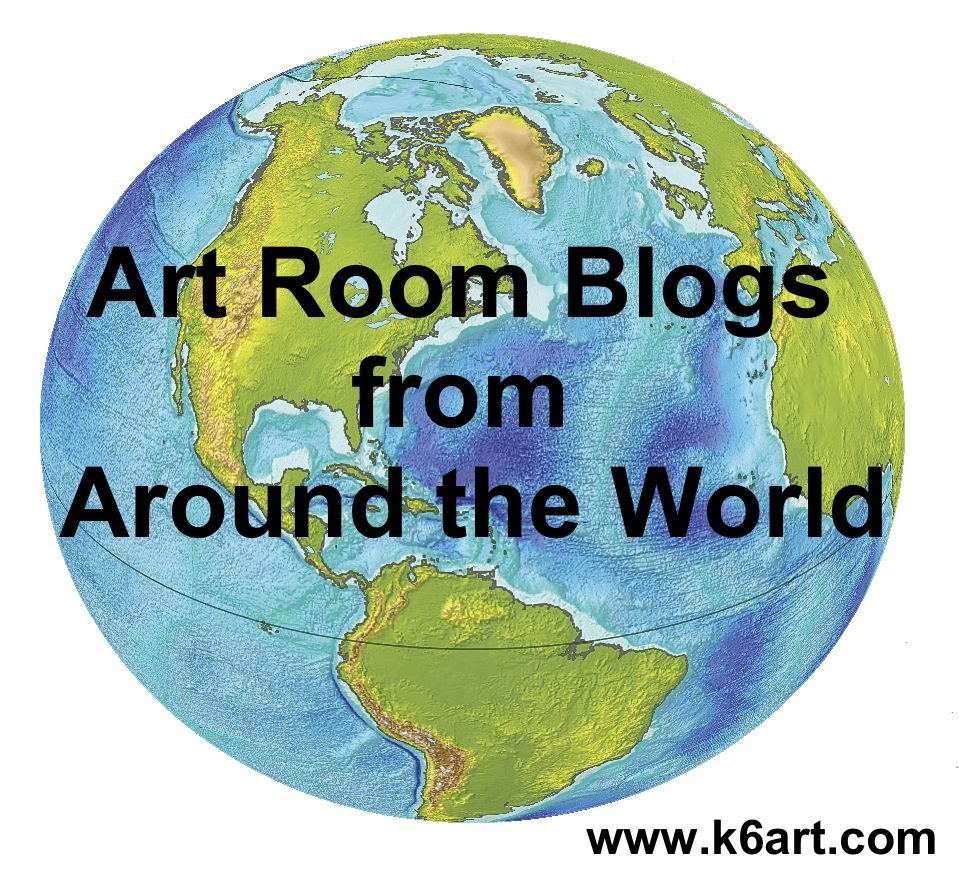 Art Room Blogs from Around the World