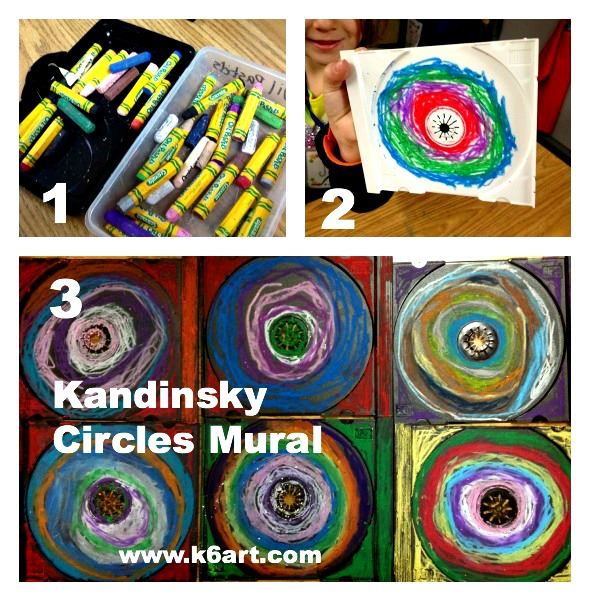 kandinsky circles how to