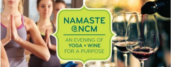 yoga at ncm