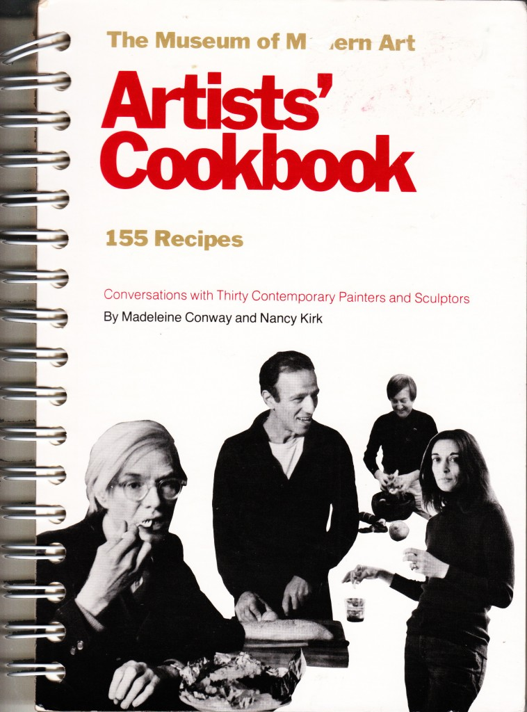 MoMA cookbook