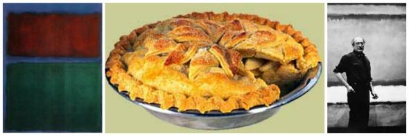 Rothko apple pie