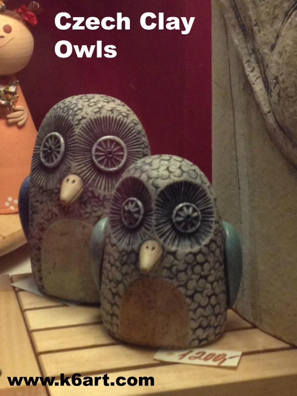 czech clay owls