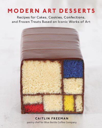 Modern Art Desserts by Caitlin Freeman