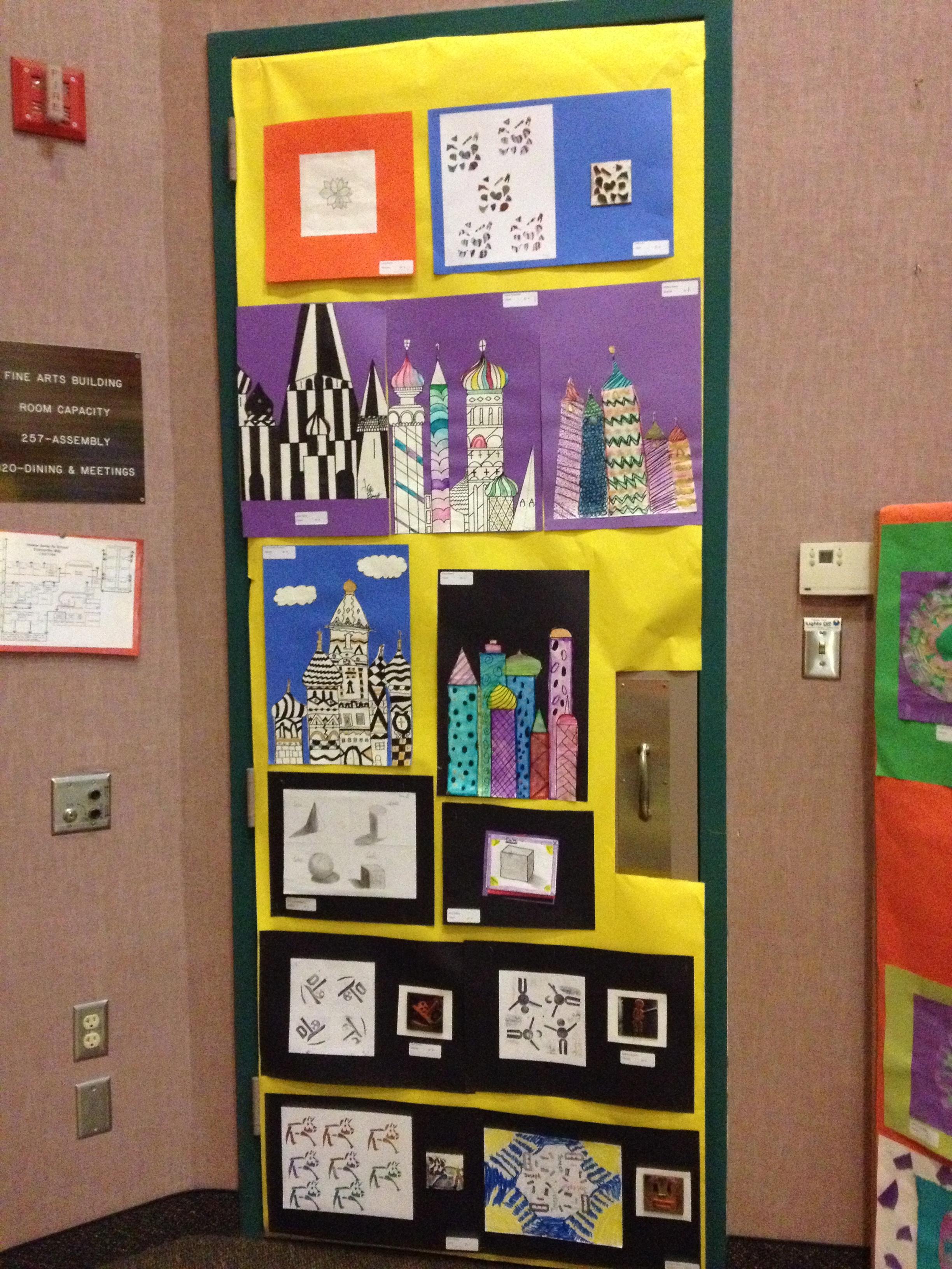 More Art Show Display Ideas K 6 Artk