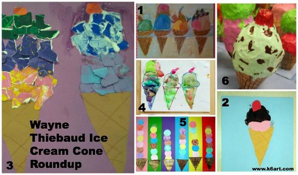cone collage