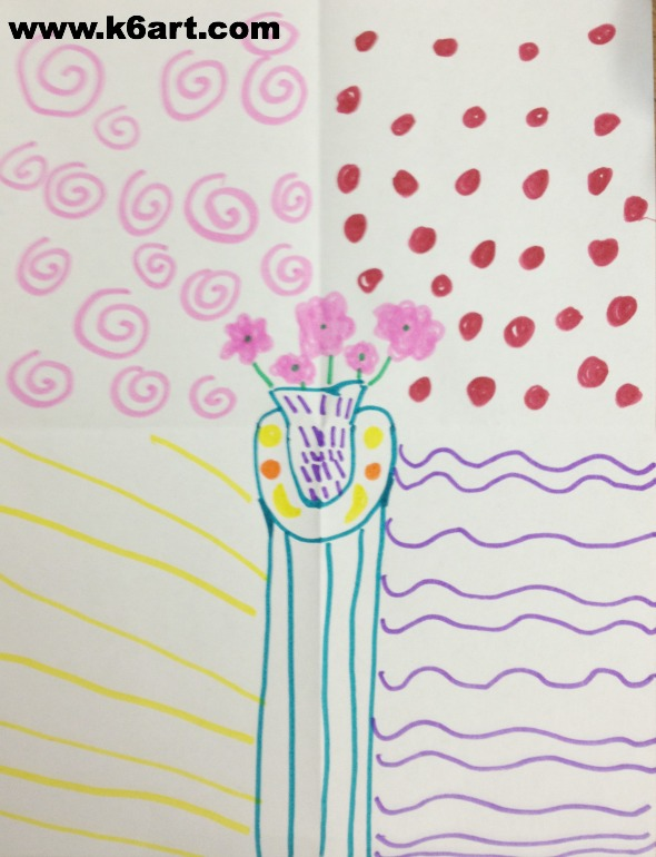 matisse vase 2