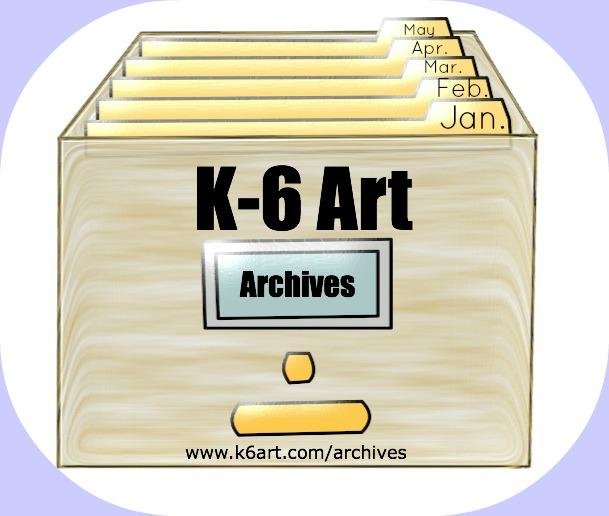 K-6 Art Archives