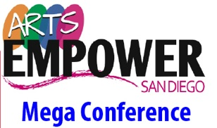 arts empower san diego mega conference