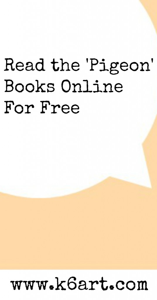 read the 'pigeon' books online for free