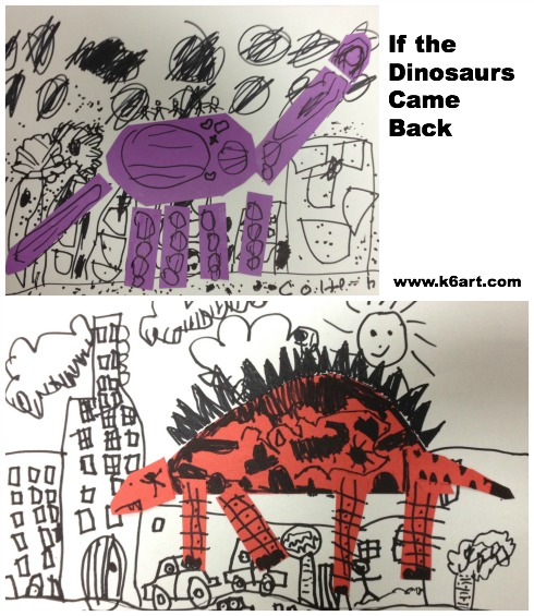 If the Dinosaurs Came Back 4