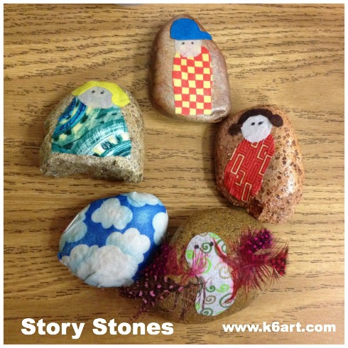 story stones pin able